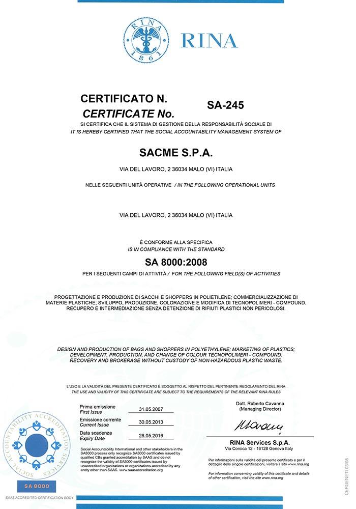 sacme-certificazioni-rina-VisualizzaCertificato_SA_8000