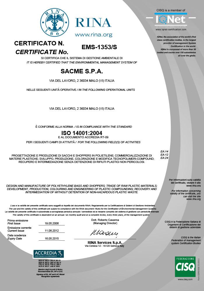 sacme-qualita-pdf-certificato_ISO14001