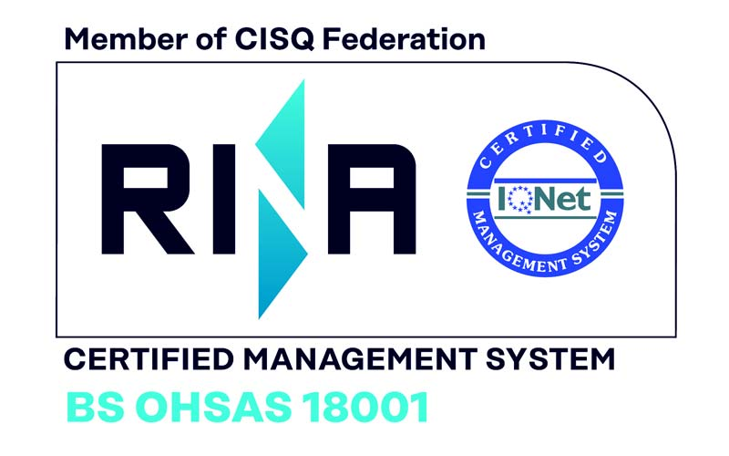 RINA - 18001