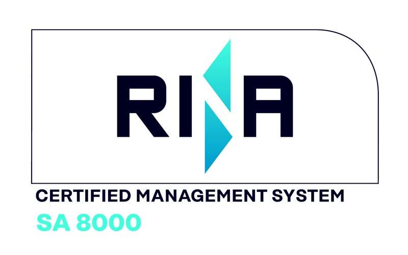 RINA SA 8000